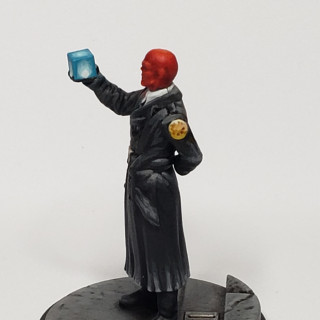 Red Skull is a go.