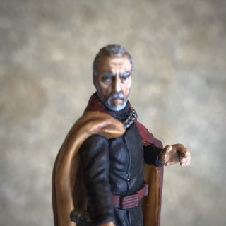 Count Dooku - Part 5: Blade and Tufts