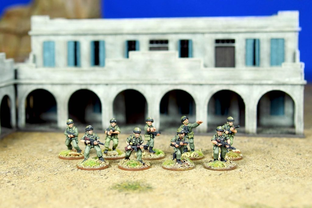 20mm Arab Israeli Wars Collection #3 - Wargames Foundry