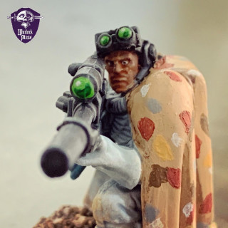 First objective and sniper done.