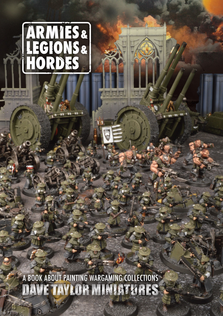 Dave Taylor's Armies, Legions & Hordes books is a must have for any body planning out a large army...