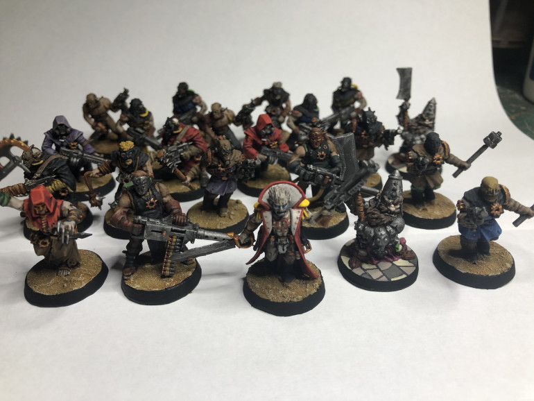 Chaos Cultists!