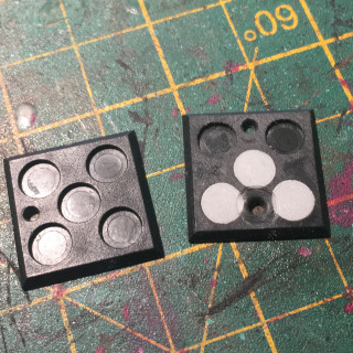 Fighter/bomber bases