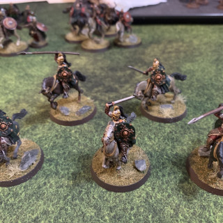 Mounted Royal Guard Complete