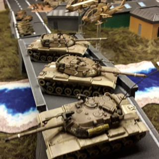 Magach 6s dusted off from FoaN  with an extra box