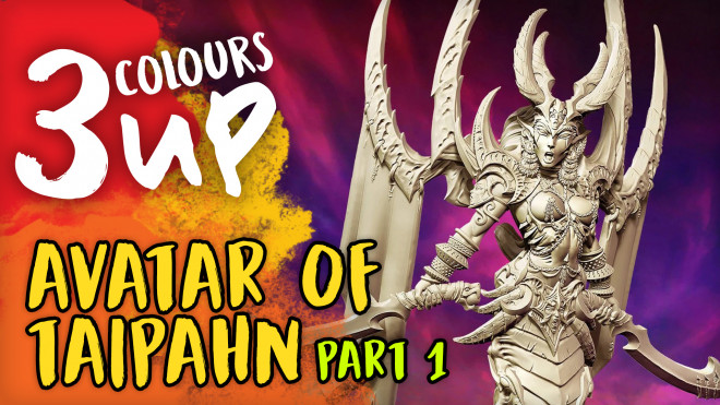 [Early Access] 3 Colours Up: Avatar Of Taïpahn – Part One