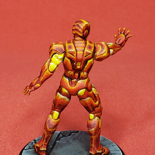 Iron Man - Finished Product