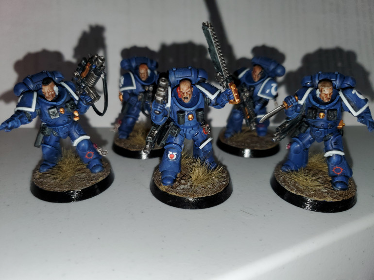 The Marksmen join the fray!