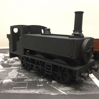Pannier Tank Engine Overhaul