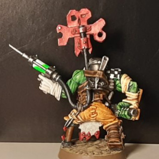 The painboy brings a cure for the orkona virus
