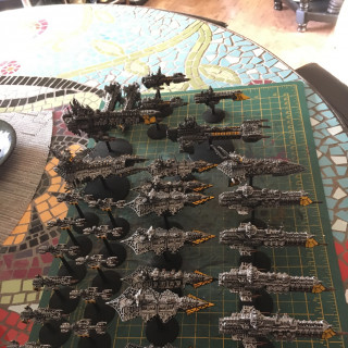 Iron Warriors Fleet