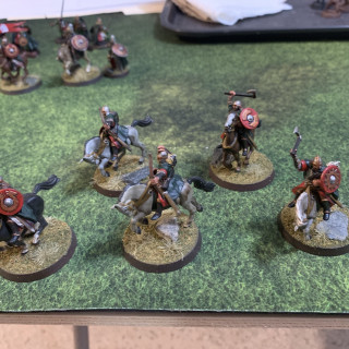 Erkenbrand and his RedShields complete