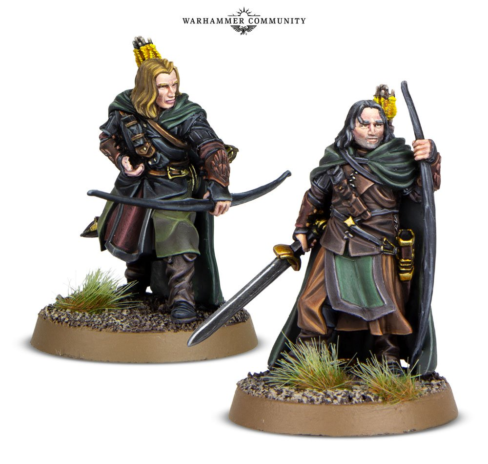 Anborn & Mablung - Games Workshop