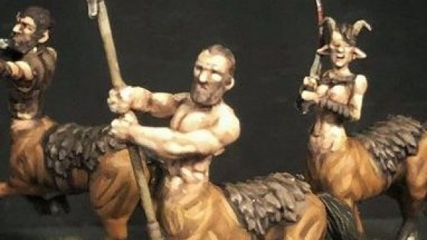 Centaurs Gallop In From RGD + Wargames Atlantic Outsourcing