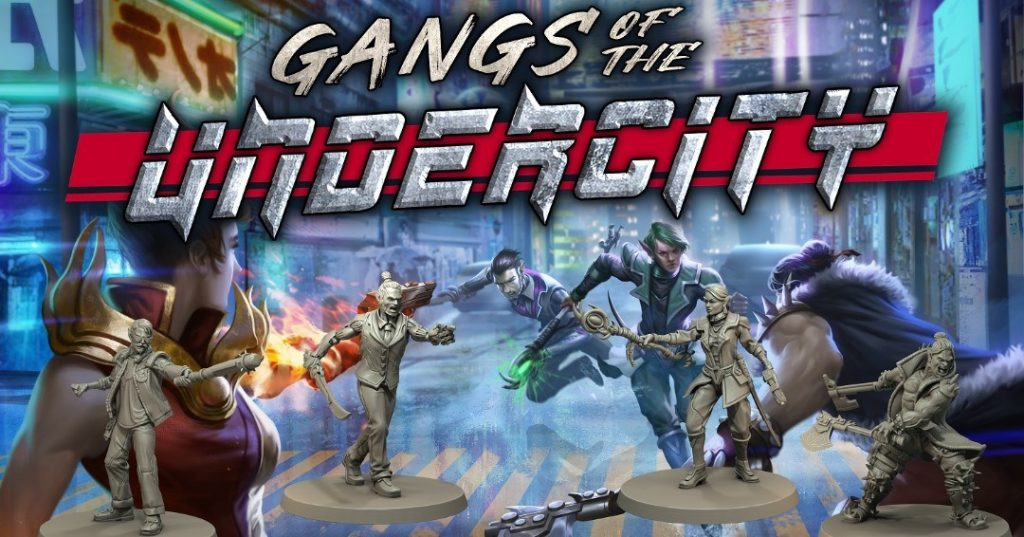 Gangs Of The Undercity Main