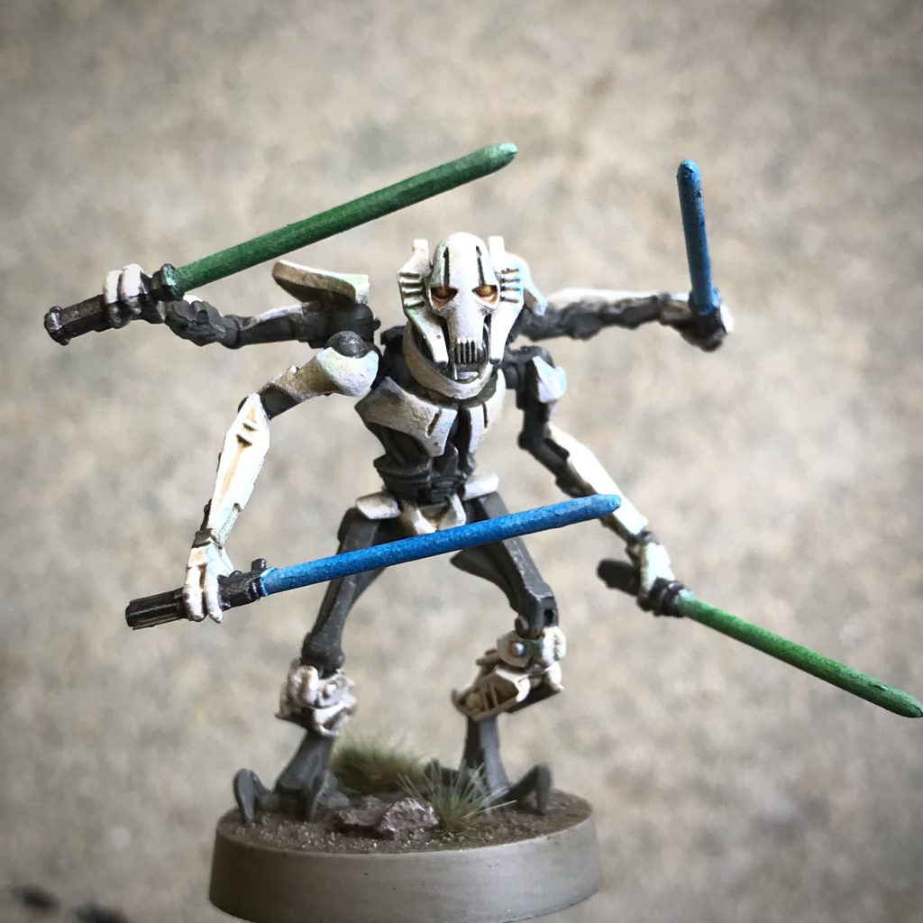 General Grievous #1 by graystoak