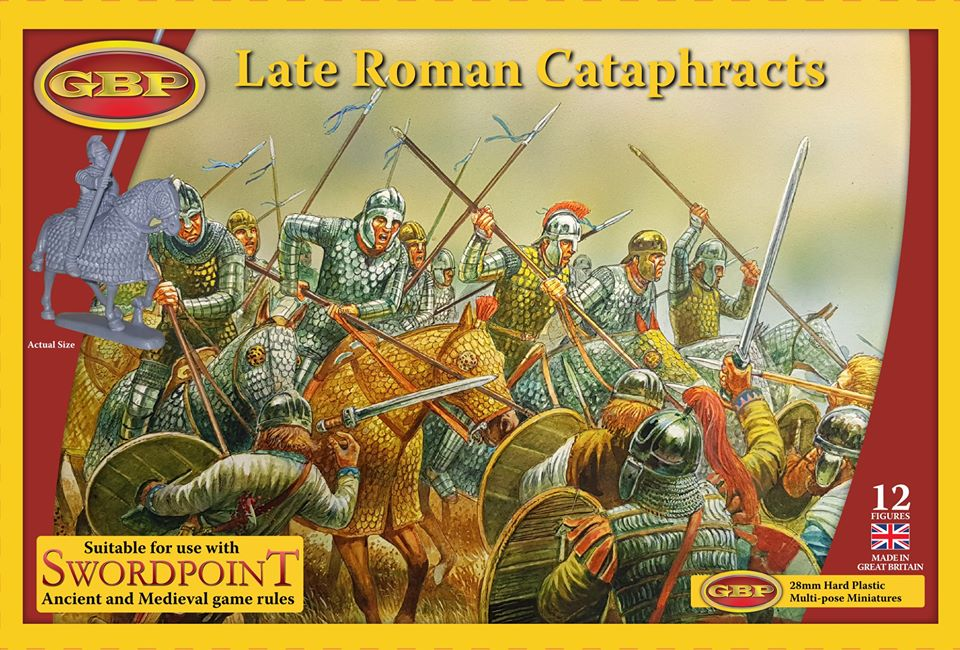 Late Roman Cataphracts #1 - Gripping Beast