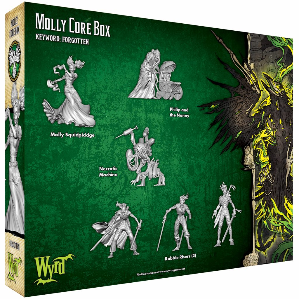 Molly Core Box - Malifaux