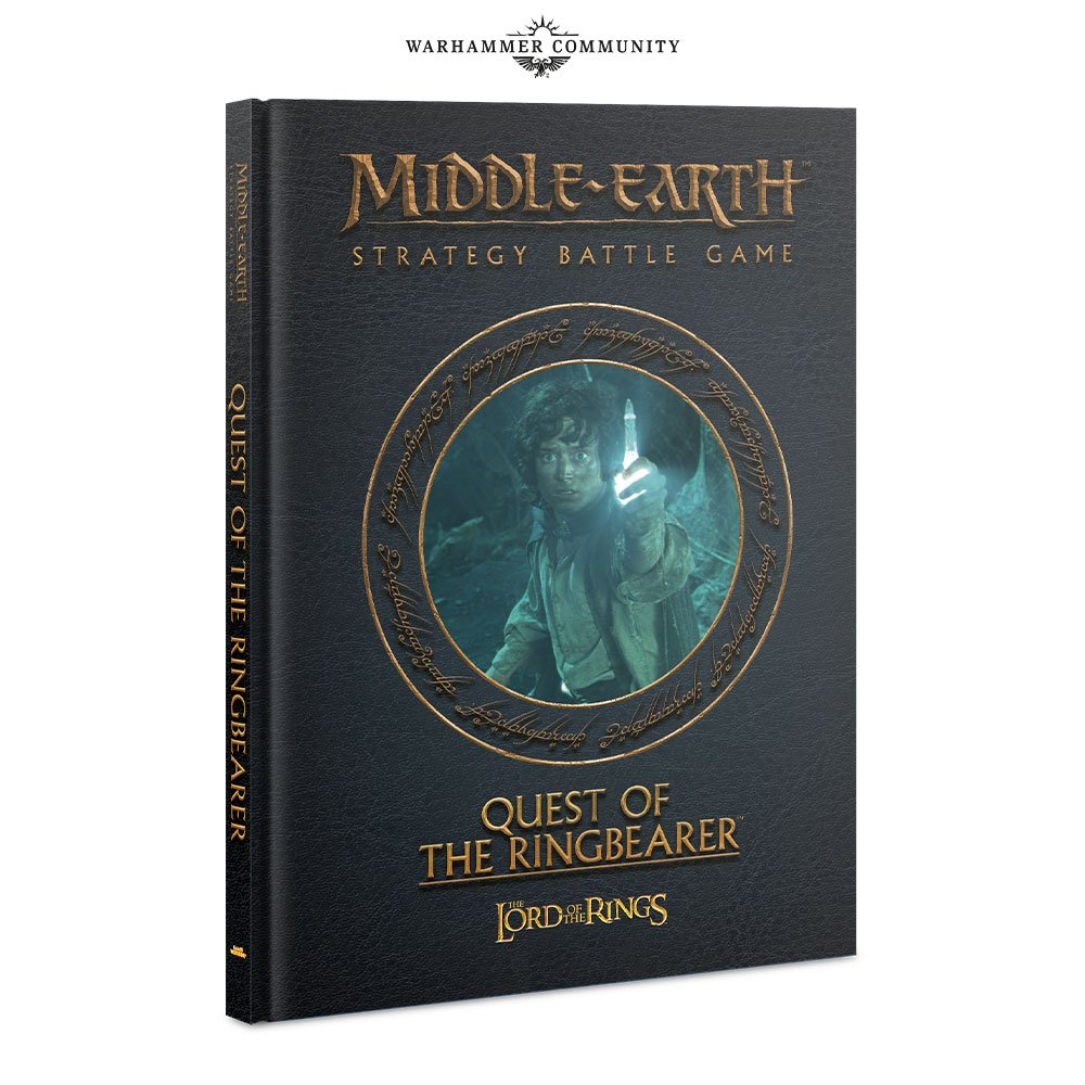 Quest Of The Ringbearer Book - Games Workshop