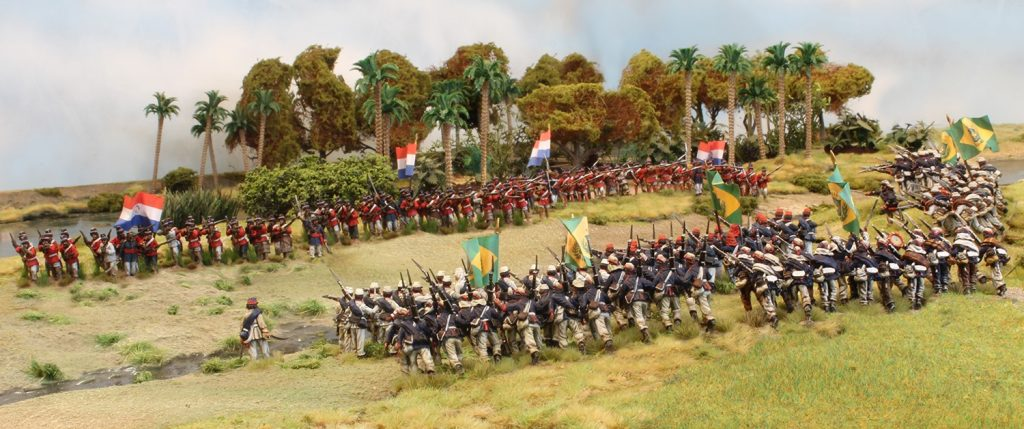 Triple Alliance War Painted - Perry Miniatures