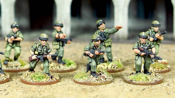 Wargames Foundry Resurrect 20mm Arab/Israeli Wars Collection