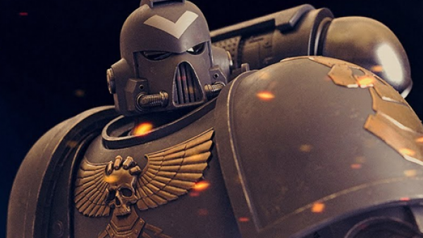 Animated 40K Short Astartes Part Five Goes Live & Phwoar It's Good!