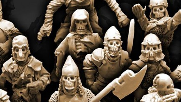 Return To Aventuria With Westfalia Miniatures This Month