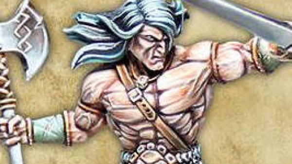 Face A New Barbarian & Centaur Chief With Avatars Of War