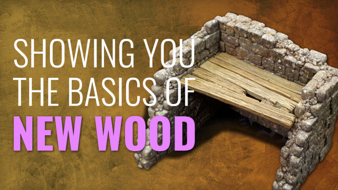 Gerry Can Show You The Basics Of New Wood