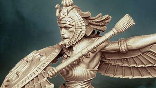 CMON's Ankh: Gods Of Egypt Coming To Kickstarter April 14th