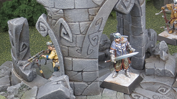 Ace New Ragnarok Terrain Arrives For THMiniatures