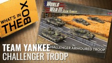 Unboxing – World War III: Team Yankee Challengers | Battlefront Miniatures