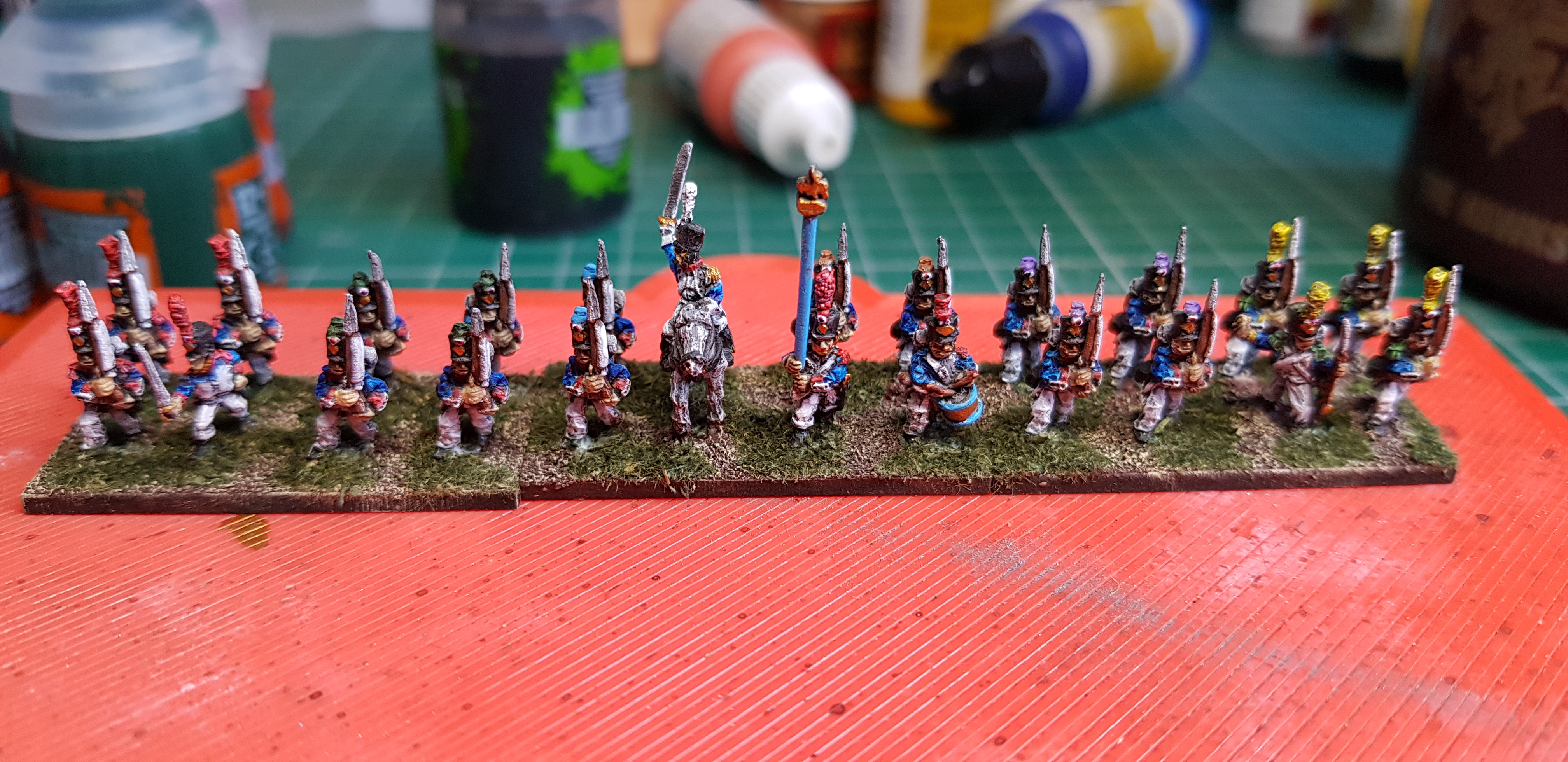 10mm Peninsular Napoleonics #1 by tonysilvey