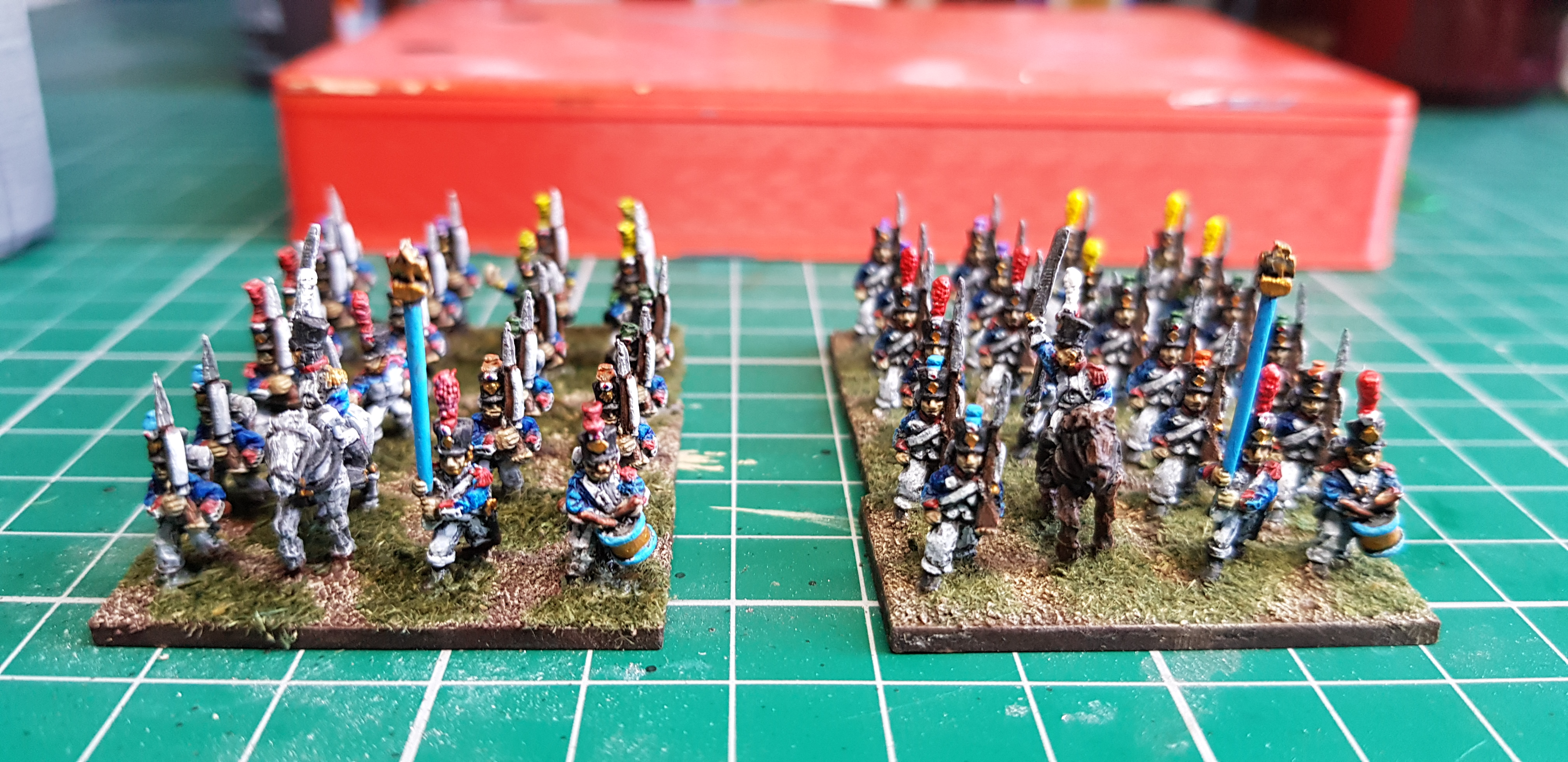 10mm Peninsular Napoleonics #2 by tonysilvey