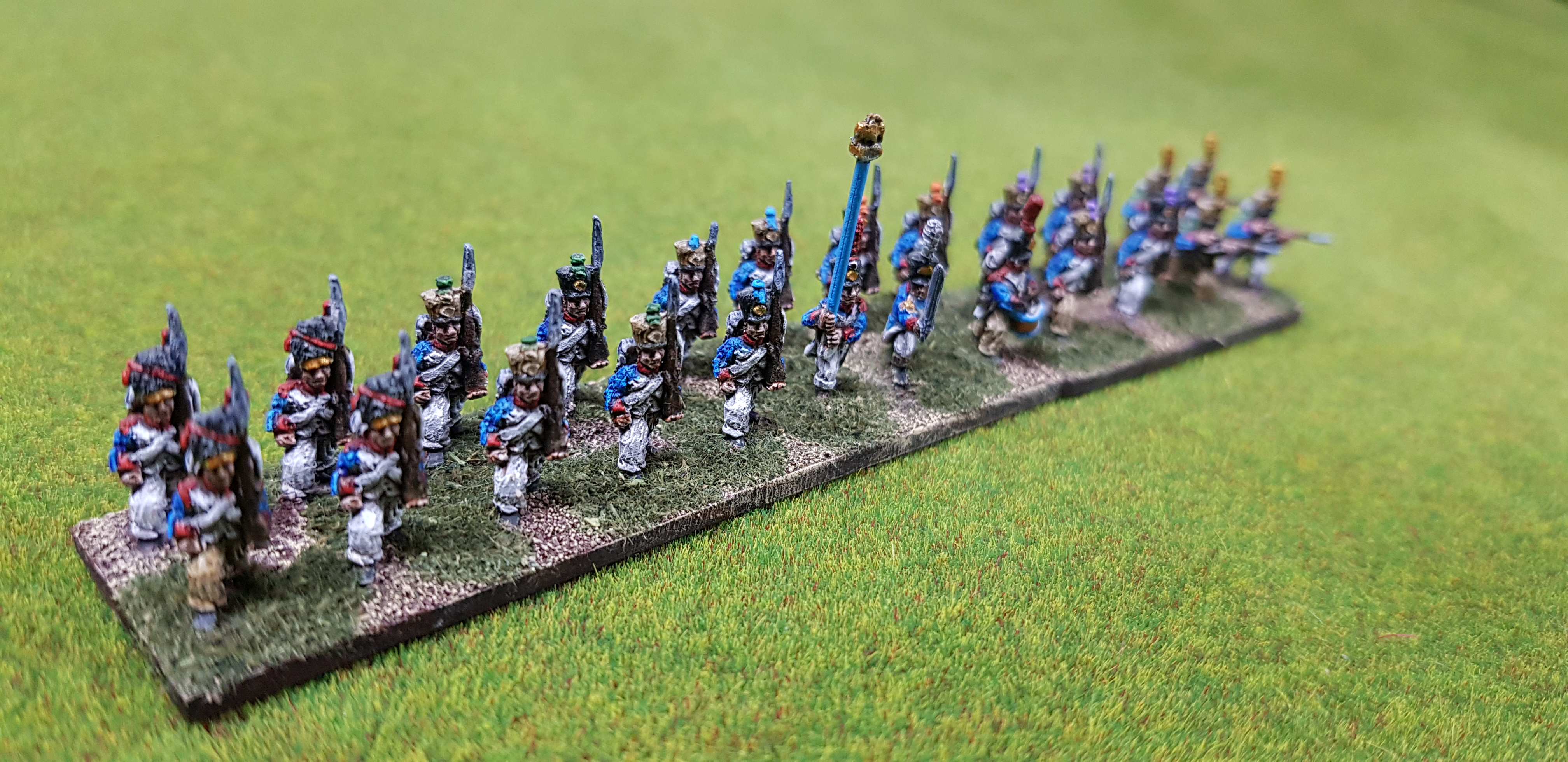 10mm Peninsular Napoleonics #3 by tonysilvey