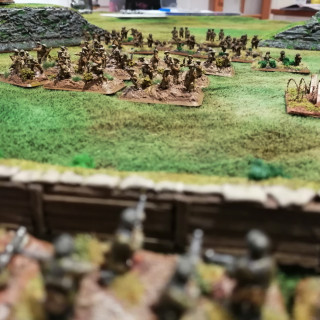 The 4th and Final Assault on Monte Cassino (Turn 1 and 2)