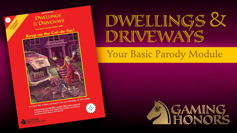 Dwellings & Driveways: Keep on the Cul-de-Sac!
