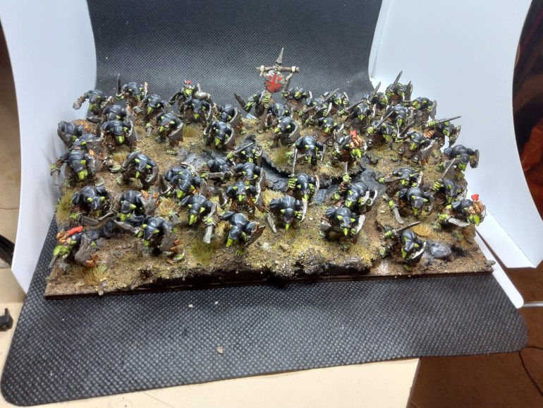 On basing and oh lord they're multiplying
