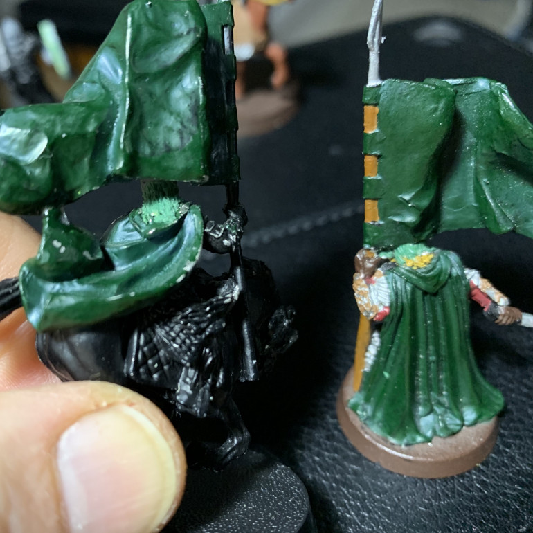 Theoden and gamling Update
