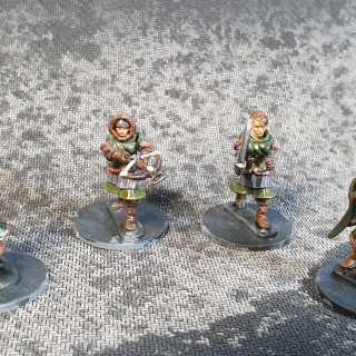 Painting More Soldiers
