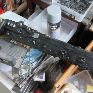 Painting the Chainsword