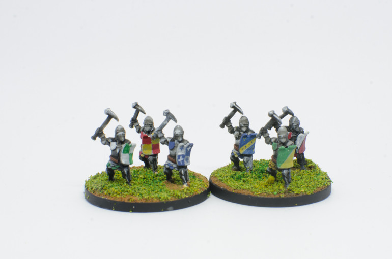 Impetuous Foot Knights
