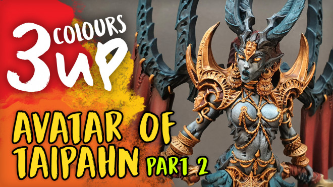 [Early Access] 3 Colours Up: Avatar Of Taïpahn – Part Two