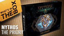 Unboxing: The Priory | Mythos