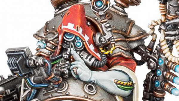 The Adeptus Mechanicus Fire Up Warhammer 40K Pre-Orders