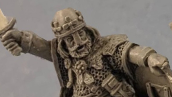 Godwinson & Companions Coming Soon From Footsore Miniatures