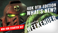 Weekender: WIN Warhammer 40K Armies + Necrons & Space Marines; 9th Edition Is Coming!