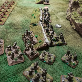 The 4th and Final Assault on Monte Cassino (Turns 3 to 5)