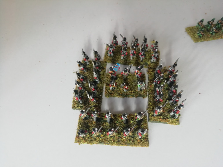First unit complete