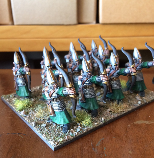 Archers finished. Again.